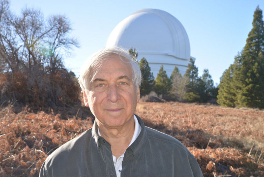 Astronomer and author Jay Pasachoff
