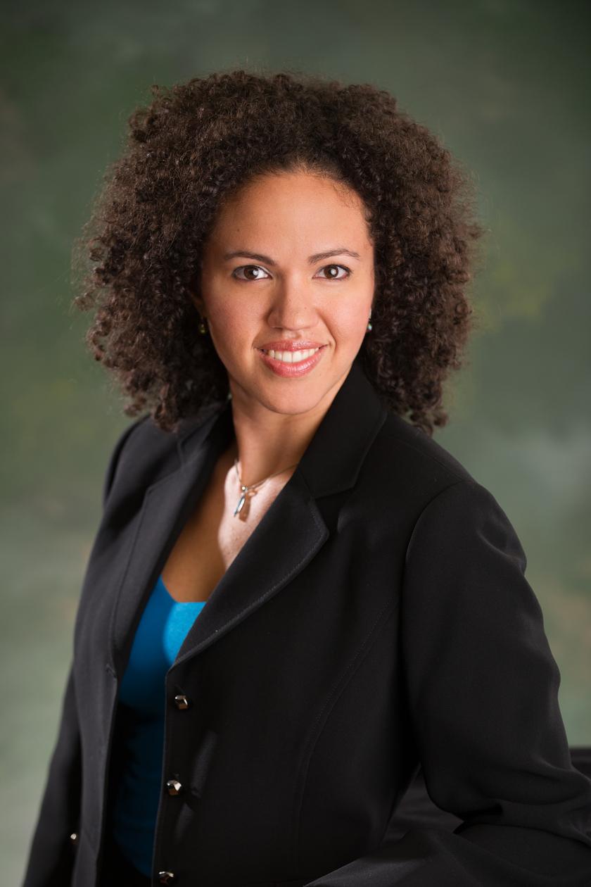 Special guest Laura Delgado Lopez of the Harris Corporation