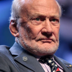 Apollo Astronaut Buzz Aldrin