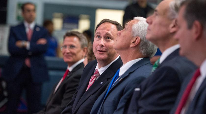NASA Acting Administrator Robert Lightfoot