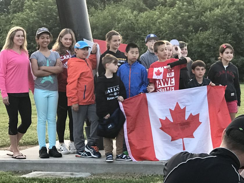 Canadian student group