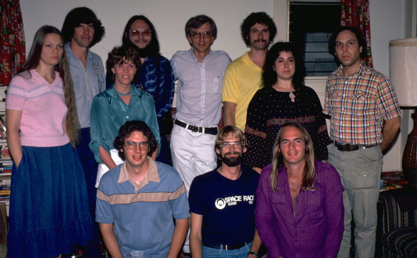 Planetfest '81 artists