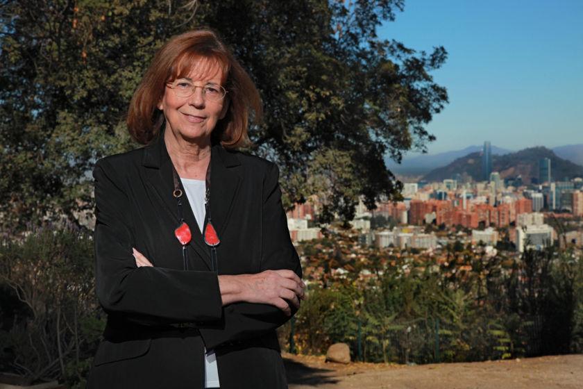 Chilean astronomer Maria Teresa Ruiz, first female PhD graduate of Princeton's Astrophysics