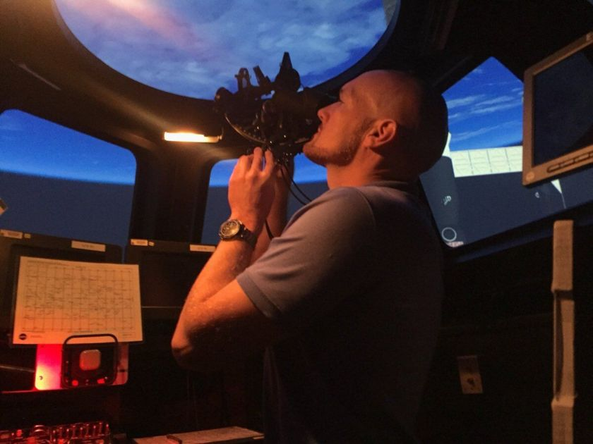 Astronaut Alexander Gerst