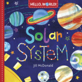 Hello, World! Solar System, by Jill McDonald