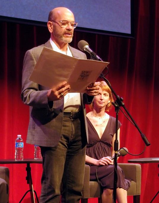 Robert Picardo Reading