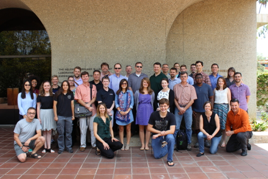 Mastcam-Z August 2015 Team Meeting