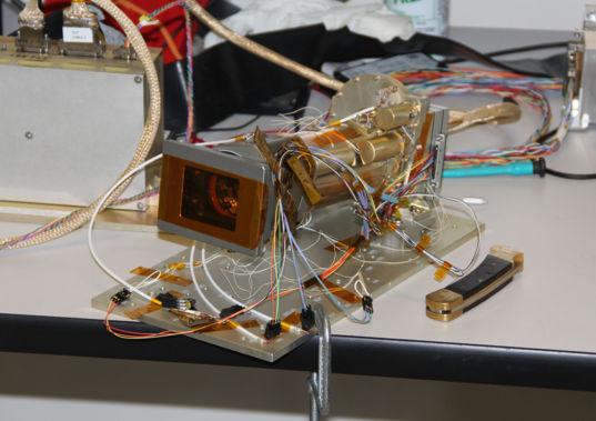The Mastcam-Z Engineering Qualification Model