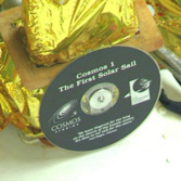 The CD on Cosmos 1