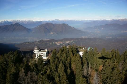The G.V. Schiaparelli Observatory