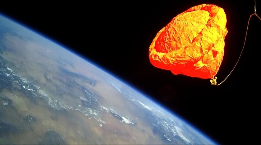 Testing future spacecraft technologies