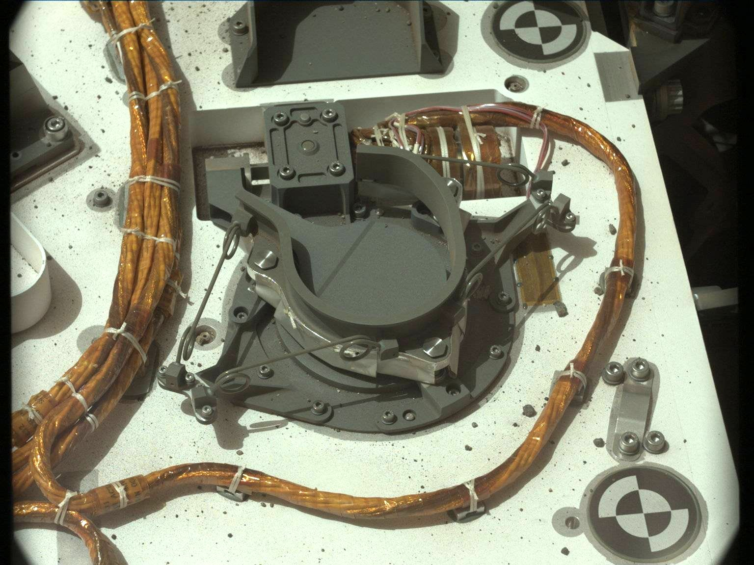 Nasa Wire Harness Wiring Library Workmanship Standards Cable Bundles On Curiosity