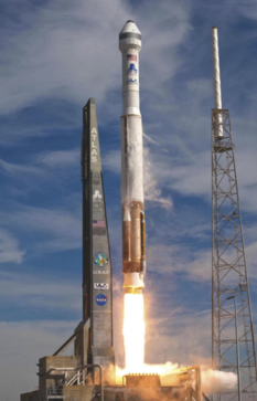 ULA Atlas V with Boeing CST-100