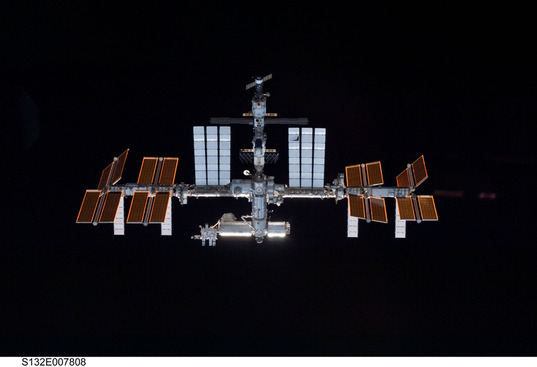 The International Space Station (May 2010)
