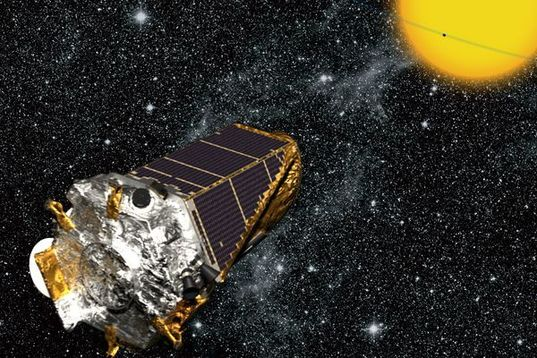 Kepler in Space