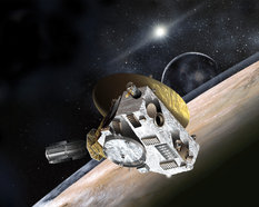New Horizons at Pluto, July 2015