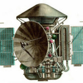 Mars 2 or 3 orbiter