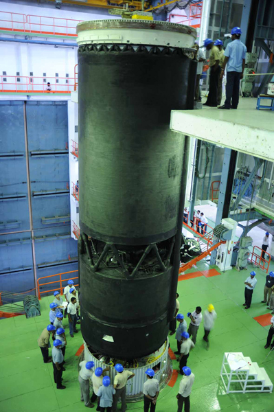 ISRO's Cryogenic Upper Stage (CUS)