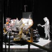 Curiosity undergoing environmental testing