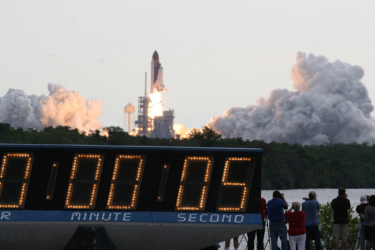 Endeavour's final launch