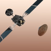 ExoMars 2016 orbiter and Schiaparelli lander