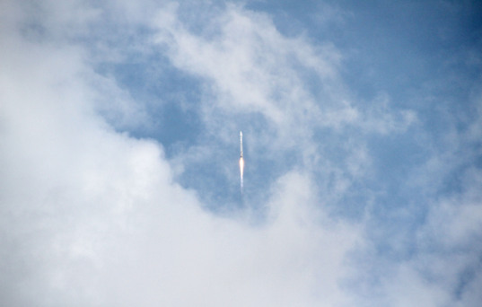 MAVEN heads off toward Mars