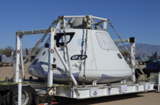 Orion Boilerplate Test Article