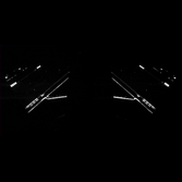 Philae CIVA portrait of Rosetta's solar panels, April 14, 2014
