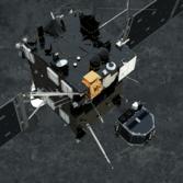 Philae separation (artist's concept)