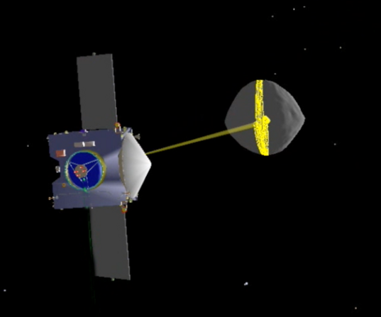 OSIRIS-REx Detailed Survey