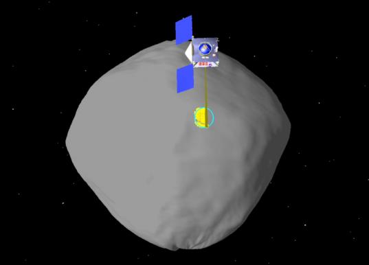 OSIRIS-REx Recon Phase