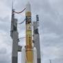 Akatsuki and IKAROS on the launch pad