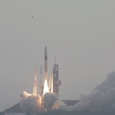 Akatsuki, IKAROS, and Unitec-1 launch