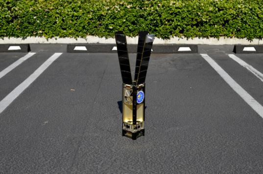 LightSail finds a parking spot