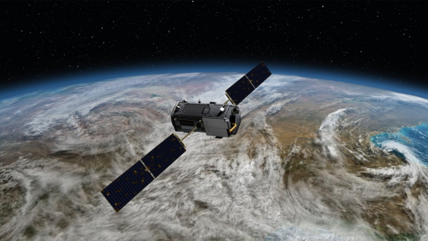 Orbiting Carbon Observatory (OCO-2)