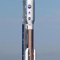 New Horizons' Atlas V Rocket
