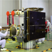 Hayabusa-2 spacecraft