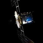 Hayabusa 2 at Gate Position