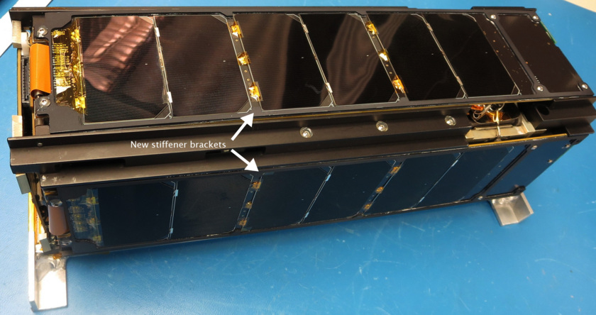 LightSail's new brackets