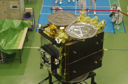 The Hayabusa 2 spacecraft