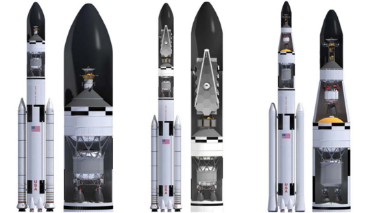 Planetary exploration with SLS