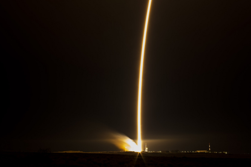 Soyuz TMA-15M timelapse