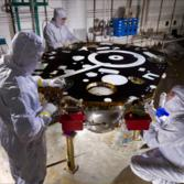 InSight assembly begins