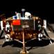 Yutu self-portrait in the Chang'e 3 lander, December 21, 2013