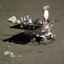 Yutu on the Moon, December 16, 2013