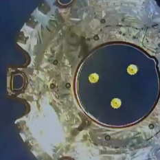 Orion's forward bay cover jettison