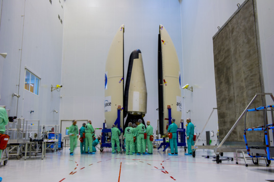 IXV, the Intermediate Experimental Vehicle