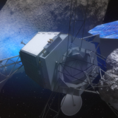 Asteroid Redirect Mission spacecraft