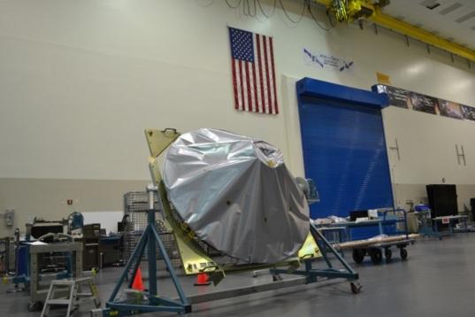 OSIRIS-REx high-gain antenna