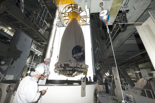 LightSail Atlas V payload integration